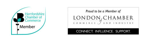 Herdfordshire and London Chamber of commerce